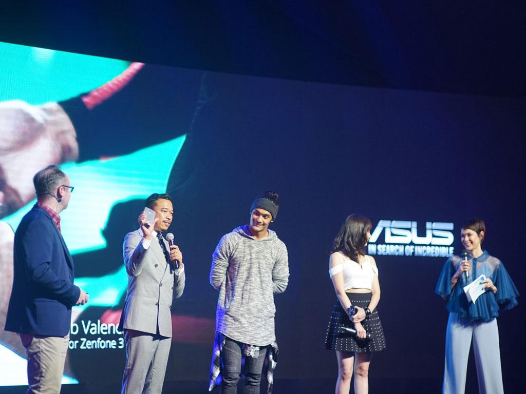 ASUS Philippines Zenfone 3 series ambassador - Jason Magbanua
