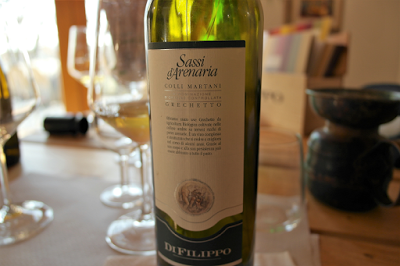 grechetto wine di filippo