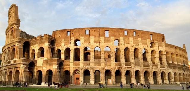 Coliseo e historia de Roma