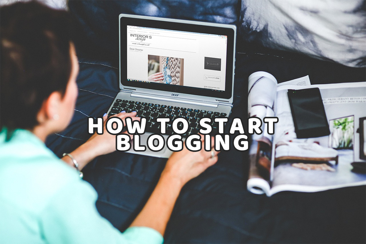 how to start blogging free, how to start a blog and make money