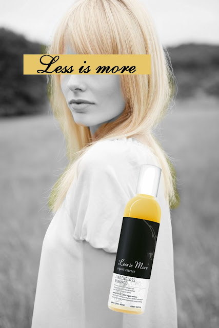 Shampooing Lindengloss Shampoo - Less is More