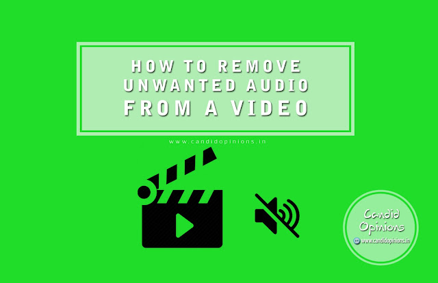 How to Remove Unwanted Audio from A Video - Step-by-Step Guide