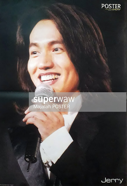 POSTER JERRY YAN