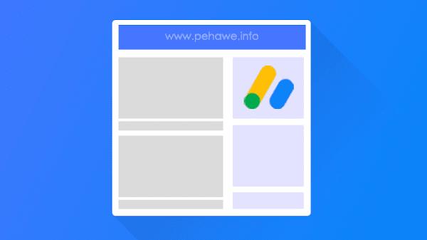 Membuat Iklan Adsense di Sidebar Blog AMP HTML