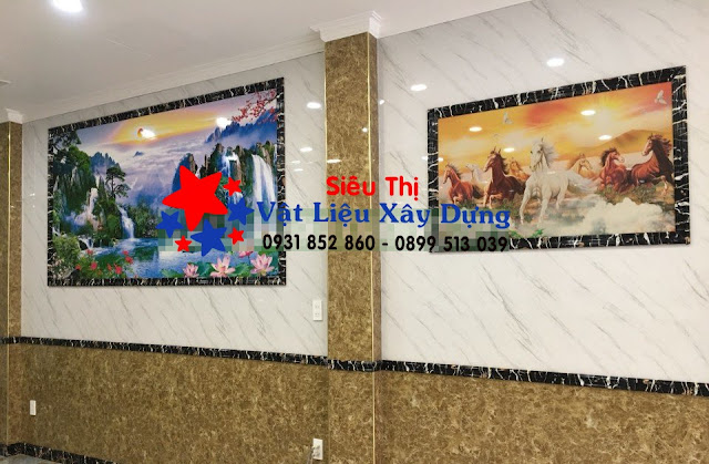 Tấm ốp PVC Tranh 3D - ZS-P011