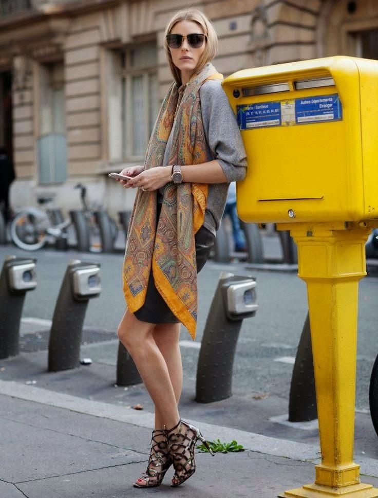902eddaed33 The Olivia Palermo Lookbook   Olivia Palermo at Paris Fashion Week