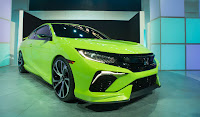 Honda Civic 2016 Konsept Resimleri