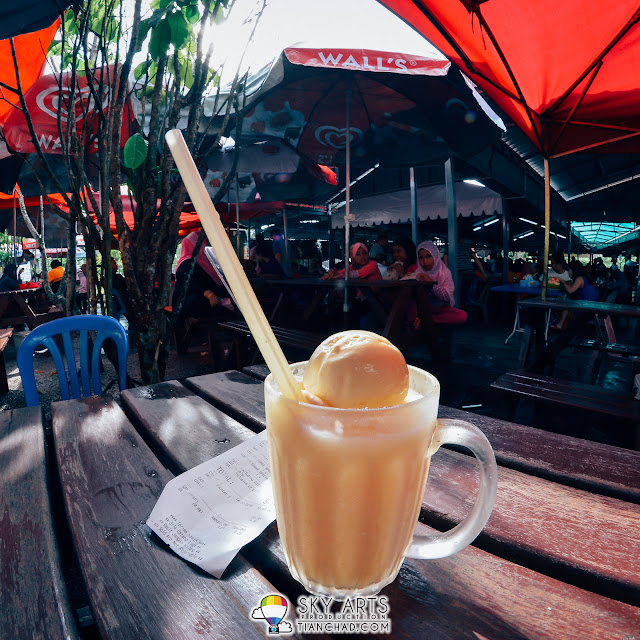 Original Coconut Shake in Klebang