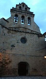 Iglesia Parroquial de San Juan Bautista en Horta.