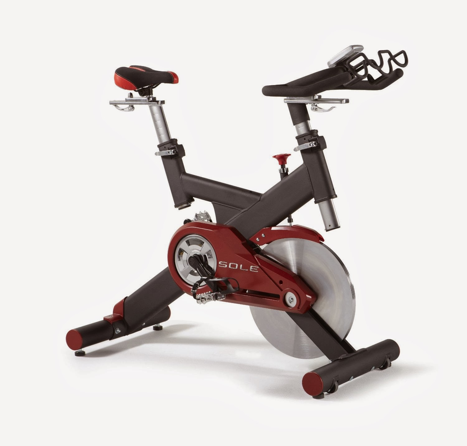 Exercise Bike Zone Sole Fitness Sb700 Spin Exercise Bike