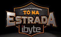 Promoção de Aniversário 'Tô na Estrada iByte'