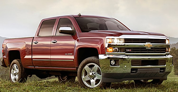 2015 Chevy Silverado 2500HD Duramax Diesel | Car Review ...