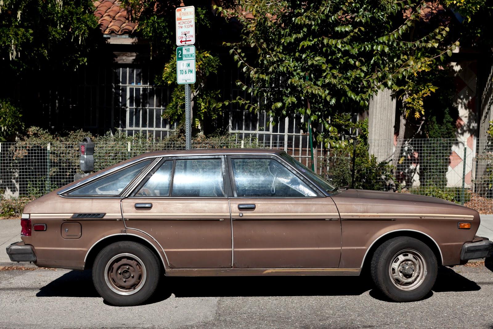 the street peep 1980 datsun 510 hatchback. Black Bedroom Furniture Sets. Home Design Ideas