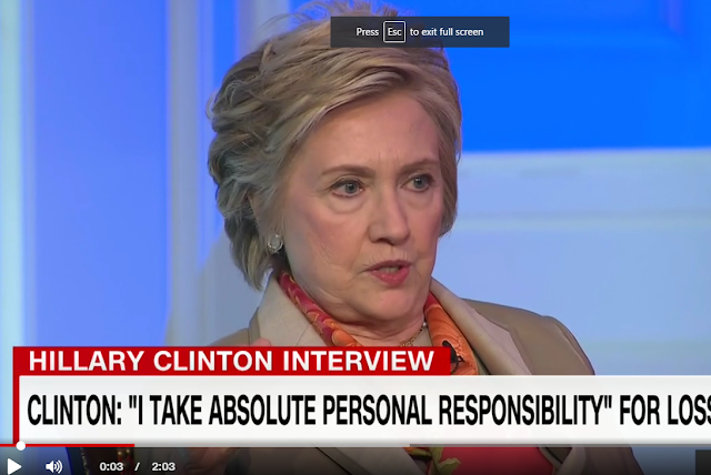 Hillary's Anti-Presidential Campaign