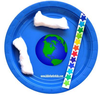 Bible Fun For Kids: Creation Preschool Projects