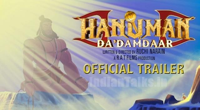 Hanuman Da Damdaar Trailer