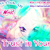 "Poster Daphne Trendy ""Trust in Yourself!"""