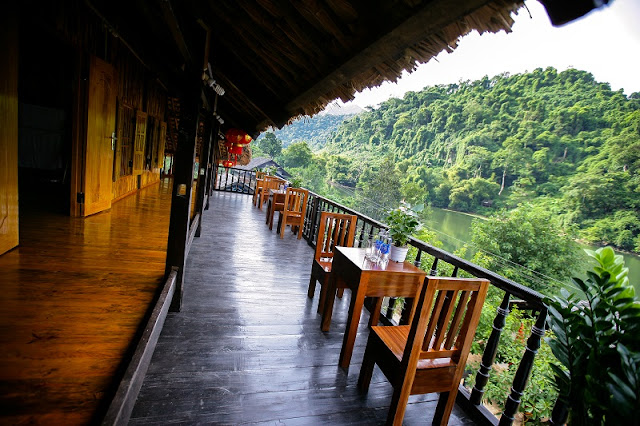 Family Tours in Ba Be Lake – Vietnam 6