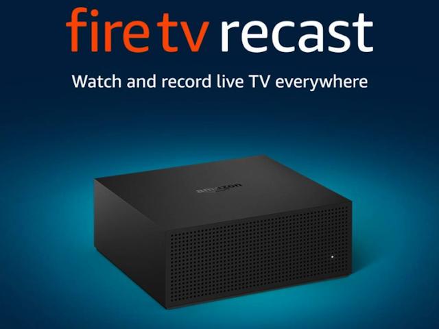 amazon, amazon new, amazon fire tv recast, fire TV Recast, hands-on, dvr, tv, fire, tech, Technology, tech news, iot tech news, amazon alexa, amazon new, amazon news, fire tv, hands-on,