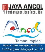 Lowongan Kerja PT Pembangunan Jaya Ancol