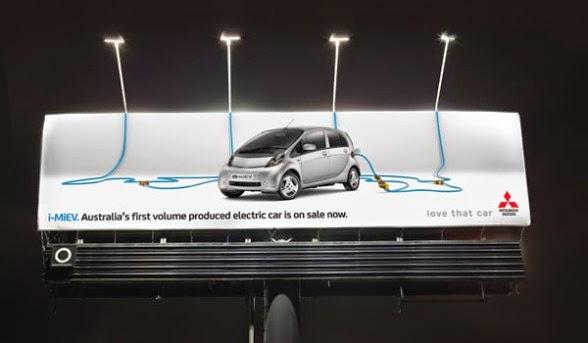 publicidad de autos hibridos