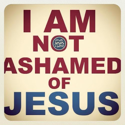 I Am Not Ashamed