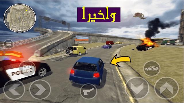 اخيرا تحميل لعبة GTA IV الجديدة لهواتف الأندرويد 2018