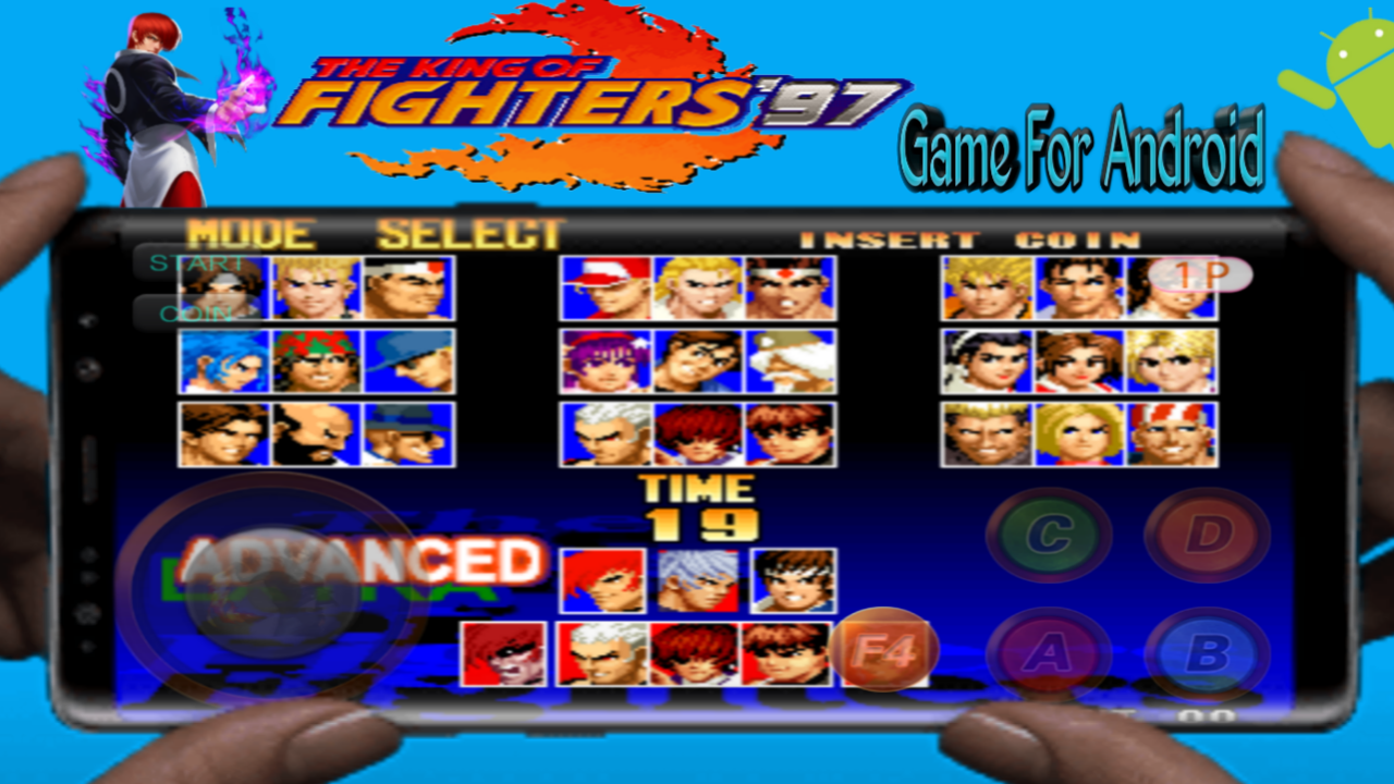 The King Of Fighters 97 Plus Game Android - GamingAllWorlds