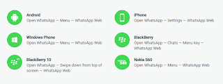 Whatsapp WEB For Mobiles