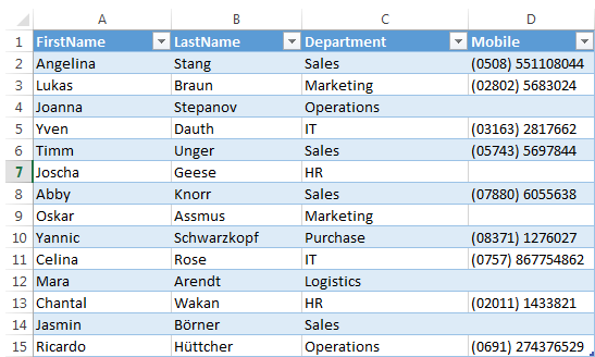 import CSV data into SharePoint Online List - PowerShell Script