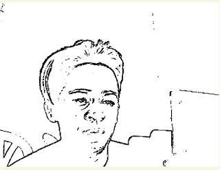 transformando foto em desenhos