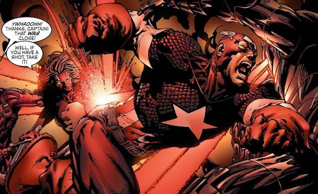 Avengers Disassembled, Cerita Bubarnya Avengers - Bagian 1