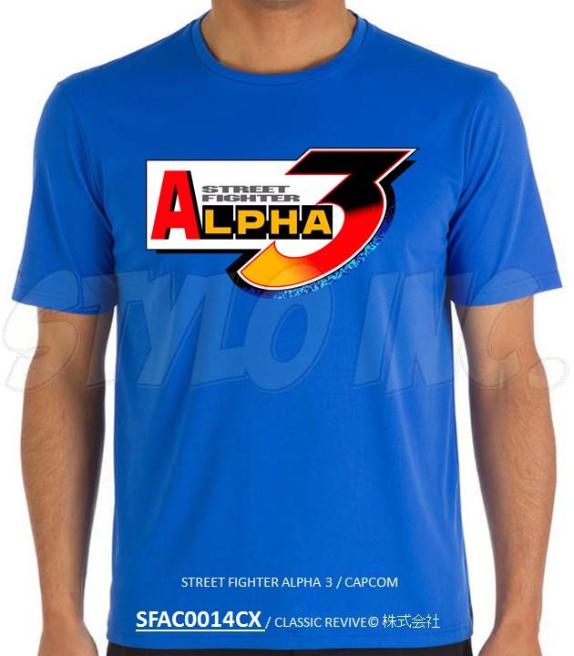 SFAC0014CX STREET FIGHTER ALPHA 3