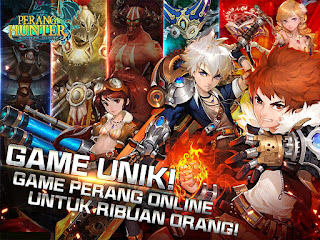 Download Game Perang Hunter Apk Mod Full Crack Terbaru