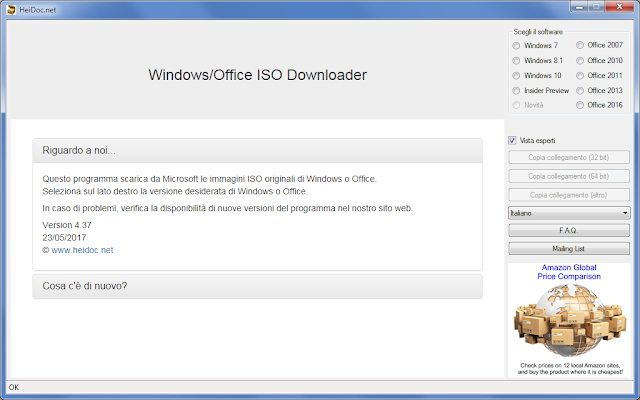 Windows/Office ISO Downloader