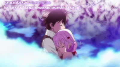 Guilty Crown Episode 22 End  : Review