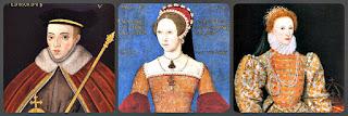 The Tudor royal siblings