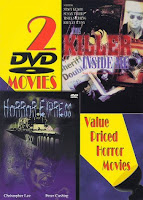 The Horror Express/Killer Inside Me DVD Prices