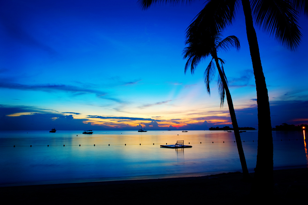 The 6 Most Beautiful Tropical Island Vacation Destinations  |Most Beautiful Island Destinations