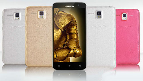 Lenovo Golden Warrior A8, Usung 4G LTE Plus CPU Octa-Core