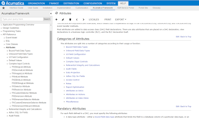 Acumatica Framework reference guide