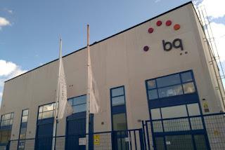 La plantilla de BQ defiende sus puestos de trabajo