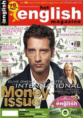 Hot English Magazine - Number 89