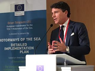 Il Porto di Civitavecchia premiato a Lubiana dall'EU