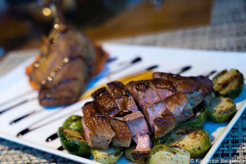 Whitebark Restaurant Duck Things to Do in Mammoth in Summer