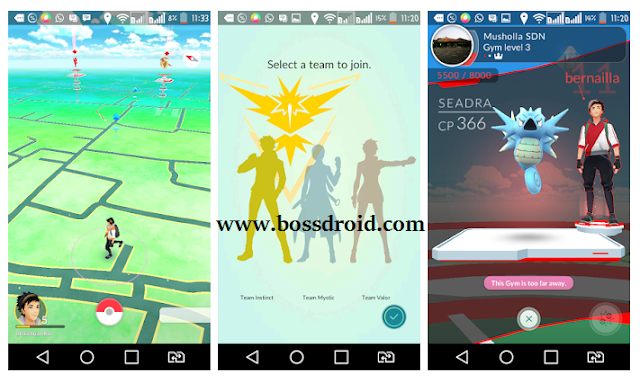 Pokemon Go Apk Versi 0.29.3 for Android