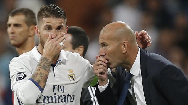 Sergio Ramos : Pemecatan Zidane tinggal menghitung hari