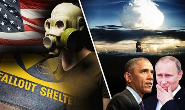 «Τhe Nation»: Ολισθαίνουμε σε Πόλεμο με τη Ρωσία