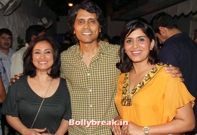 Divya Dutta, Nagesh Kuknoor and Sonali Kulkarni