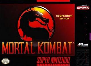 Rom de Mortal Kombat - Super Nintendo em Português Download